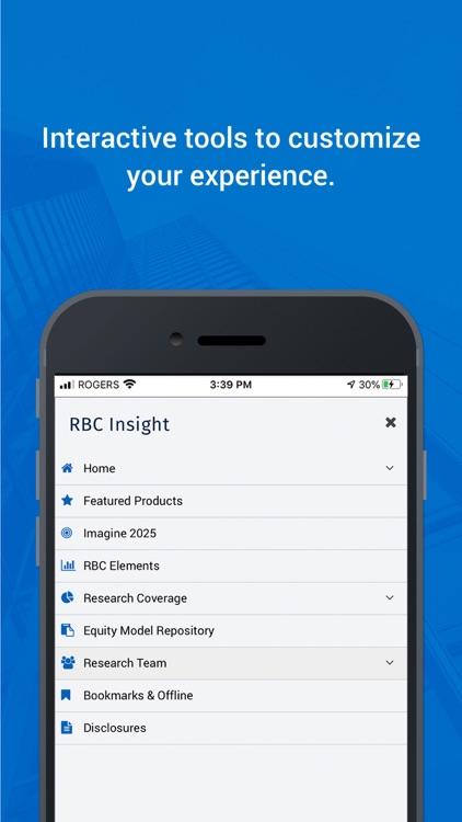RBC Insight Research screenshot-3