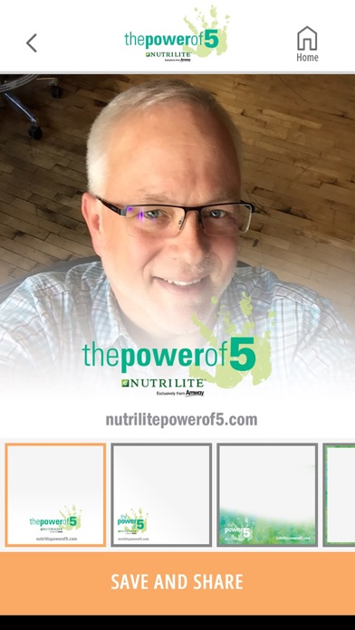 点击获取Power of 5