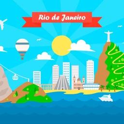 Rio 2020 — offline map