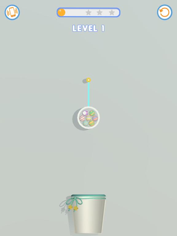 Rope & Ball: Cut it! screenshot 5