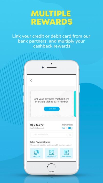 Cashbac - Cashback Rewards App screenshot-4
