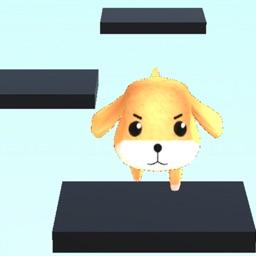 Hopping Tiles Anime piano game