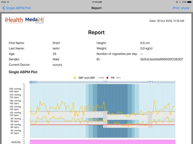 iHealth CardioPro screenshot-3