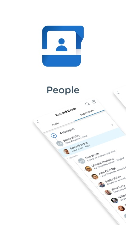 People - Workspace ONE