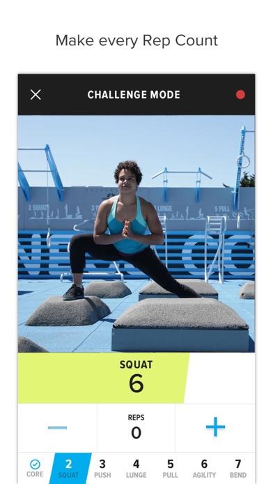 Fitness Court screenshot four
