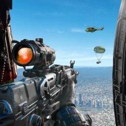 Air Sky Shooting FPS Mission