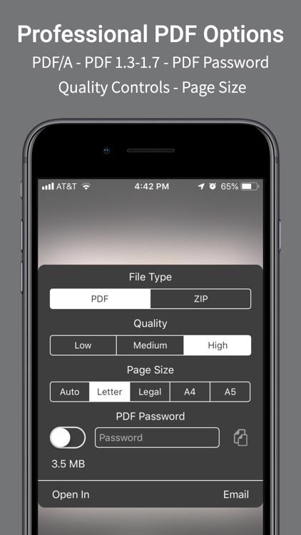 CAPTOR for Enterprise screenshot-5