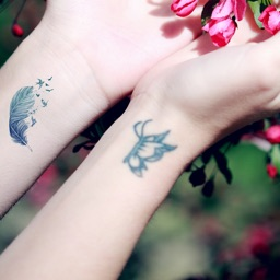Flying Tattoos on Your Body