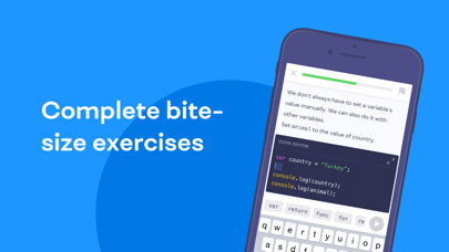 Mimo: Learn to Code & Program Screenshot