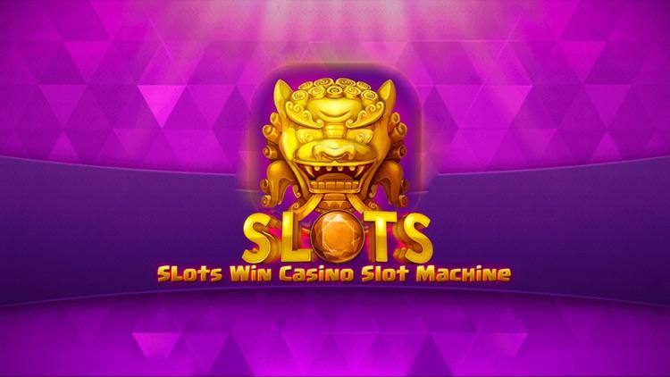 Slots Win Casino Slot Machine screenshot-0