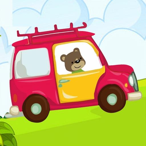 Машинки гонки для детей 2 лет