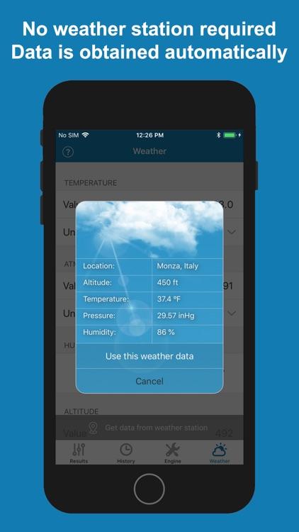 Jetting for TM Racing 2T Moto screenshot-7