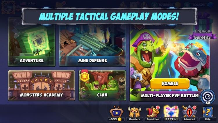Tactical Monsters Rumble Arena screenshot-5