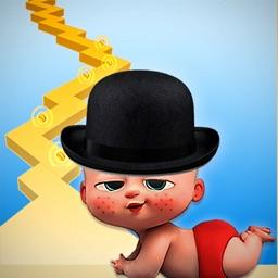 Baby Zigzag Run 3d