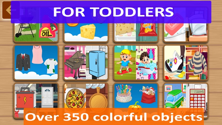 Baby Games for 1-5 year olds