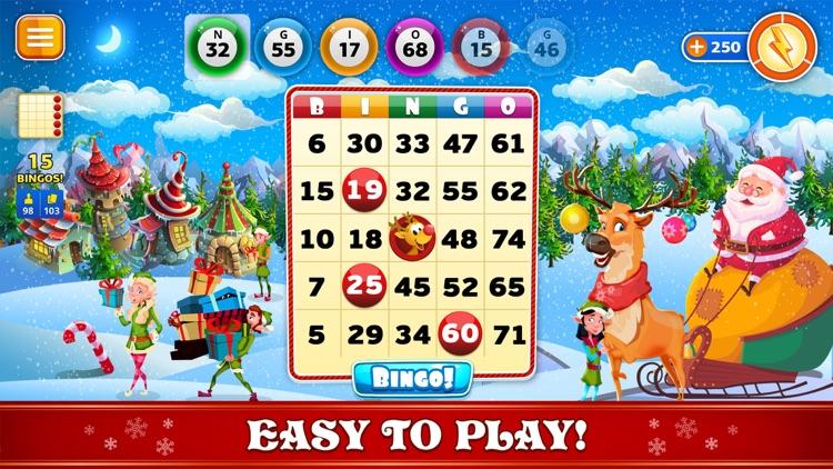 Bingo Holiday Christmas 2020 screenshot-3