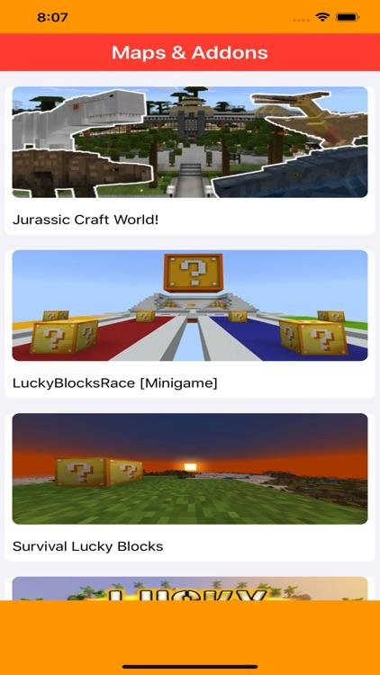 Maps & AddOns For Minecraft PE screenshot-5