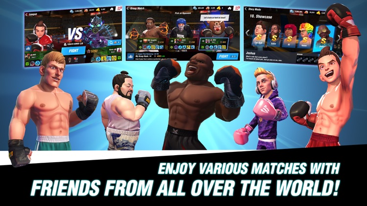Boxing Star screenshot-5