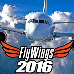 Flight Simulator FlyWings 2016