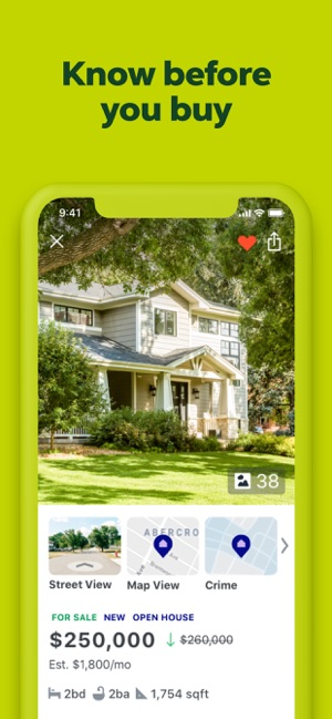Trulia Real Estate: Find Homes on the App Store