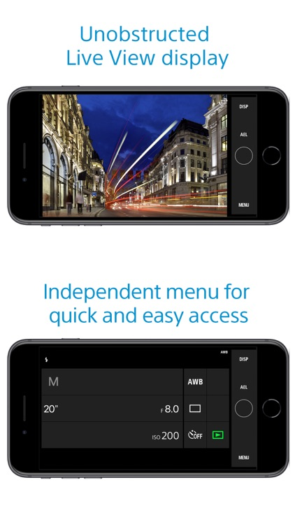 Imaging Edge Mobile by Sony Imaging Products & Solutions Inc