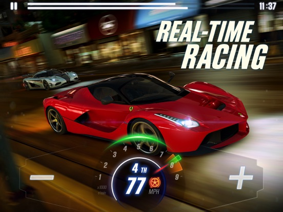 CSR Racing 2 by NaturalMotion (iOS, United States