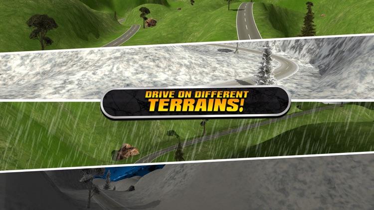 Off Road Cargo Transport Truck screenshot-4