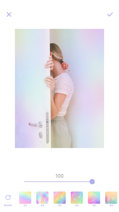 Screenshot for Minky's Pastel Rainbow in Peru App Store