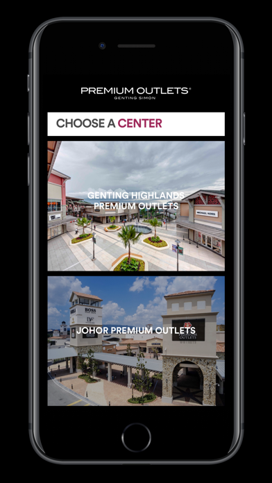 Premium Outlets Malaysia screenshot one