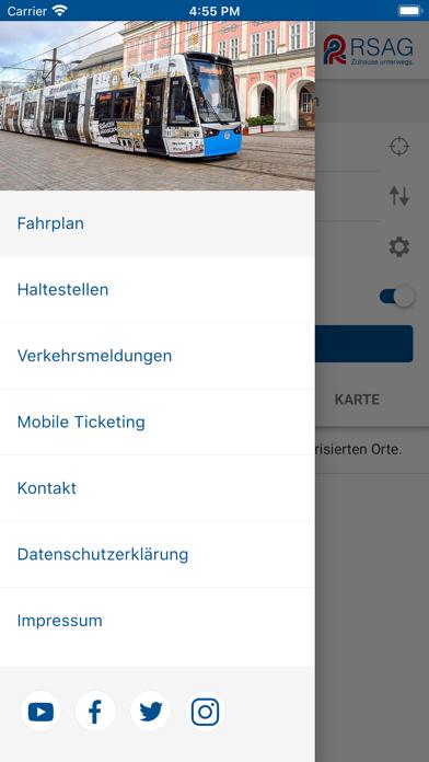 messages.download RSAG Fahrplan software