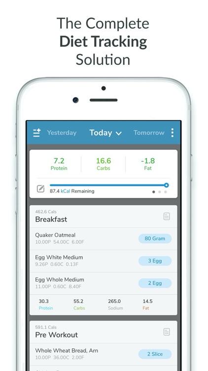 My Macros+   Diet & Calories