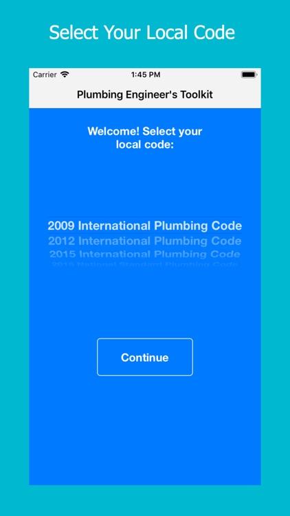 Plumbing Engineer's Toolkit