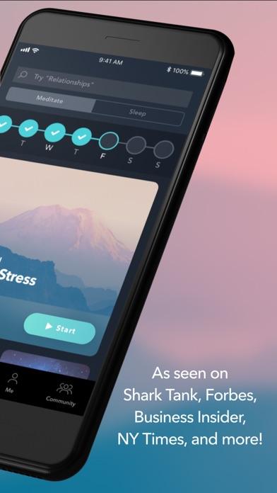 Simple Habit - Meditation app image