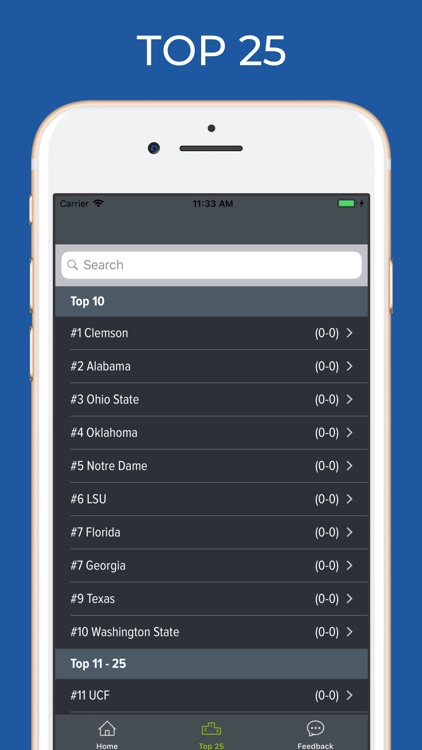Auburn Football screenshot-5