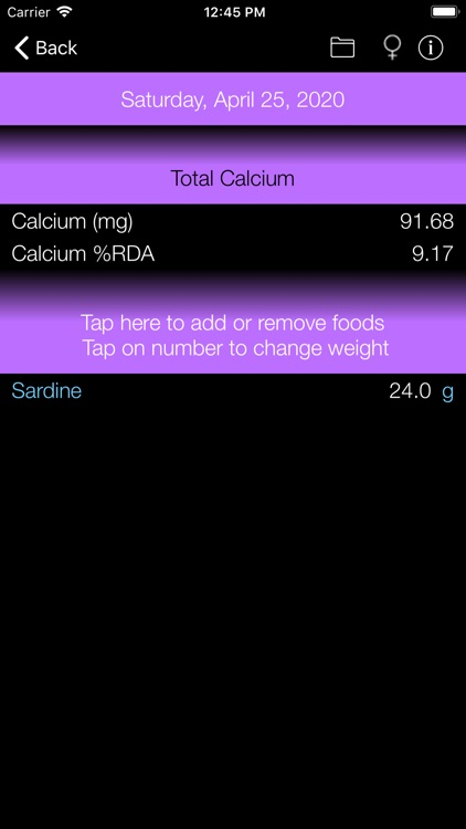Calcium Counter & Tracker screenshot-7