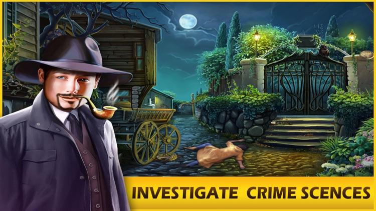 Criminal Case Hidden Mystery screenshot-5