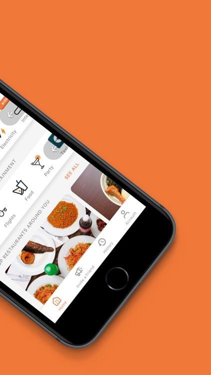 Jumia One: Pay Airtime & Bills