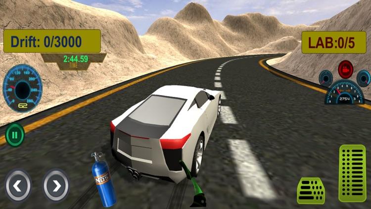 New Drift Real Desert Rally screenshot-7