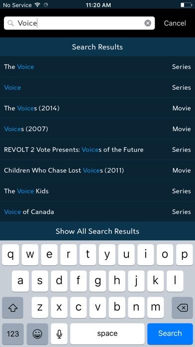 Spectrum Tv review screenshots