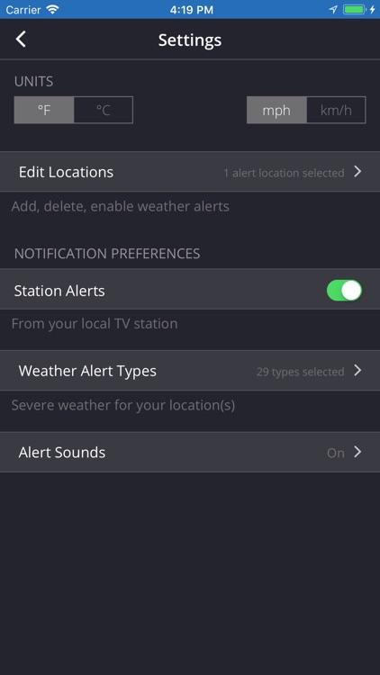 PHL17 Philadelphia Weather screenshot-3