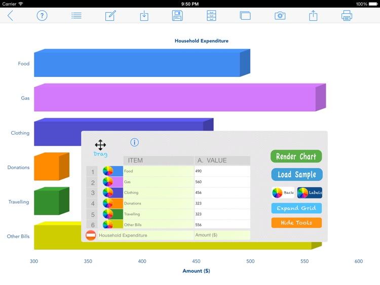 Chart Maker Pro screenshot-4