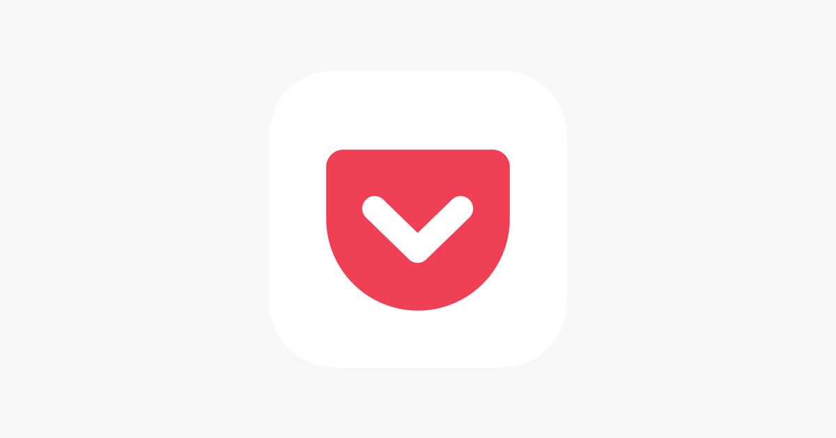 Pocket: Save  Read  Grow  on the App Store