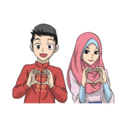 Ramadan Couple icon