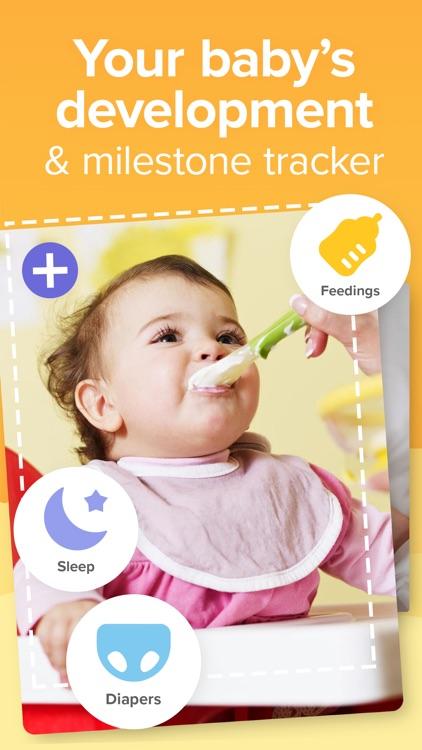 Glow Baby: Newborn Tracker Log screenshot-0