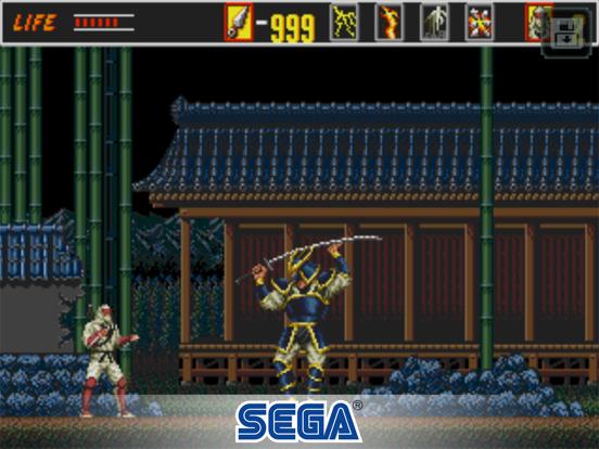The Revenge of Shinobi Classic screenshot 8