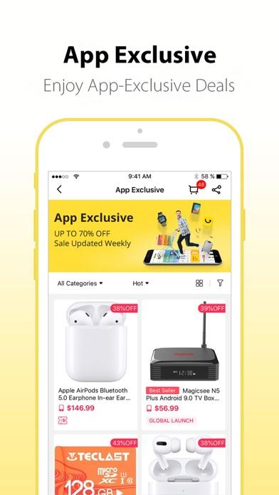 Herunterladen Gearbest Online Shopping für Pc