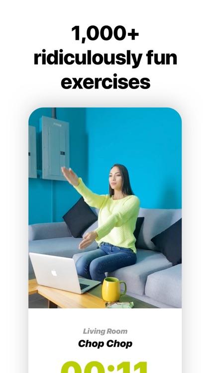 Wakeout! - Fun home exercises screenshot-5
