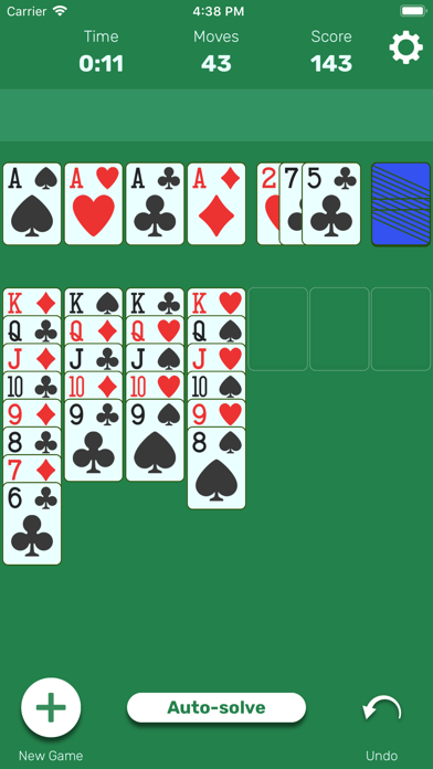 Download Patience (Solitaire Card Game) for Pc