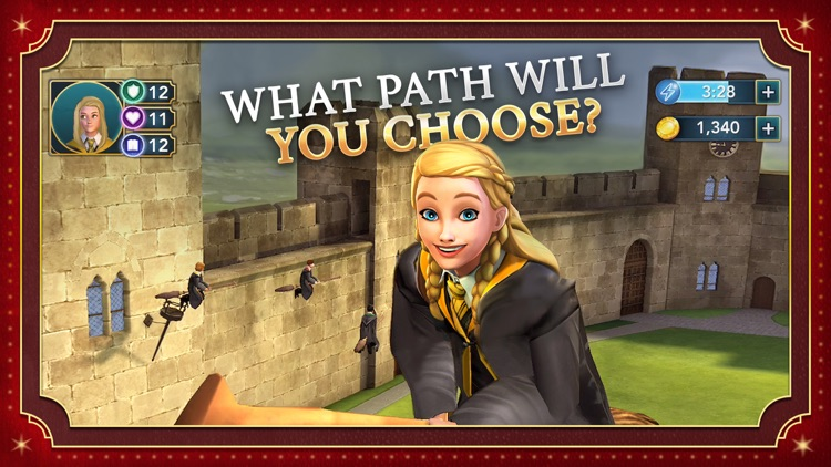 Harry Potter: Hogwarts Mystery screenshot-5