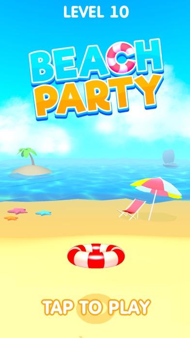 Beach party! screenshot 1